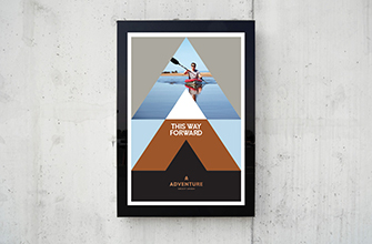 Adventure Credit Union Poster