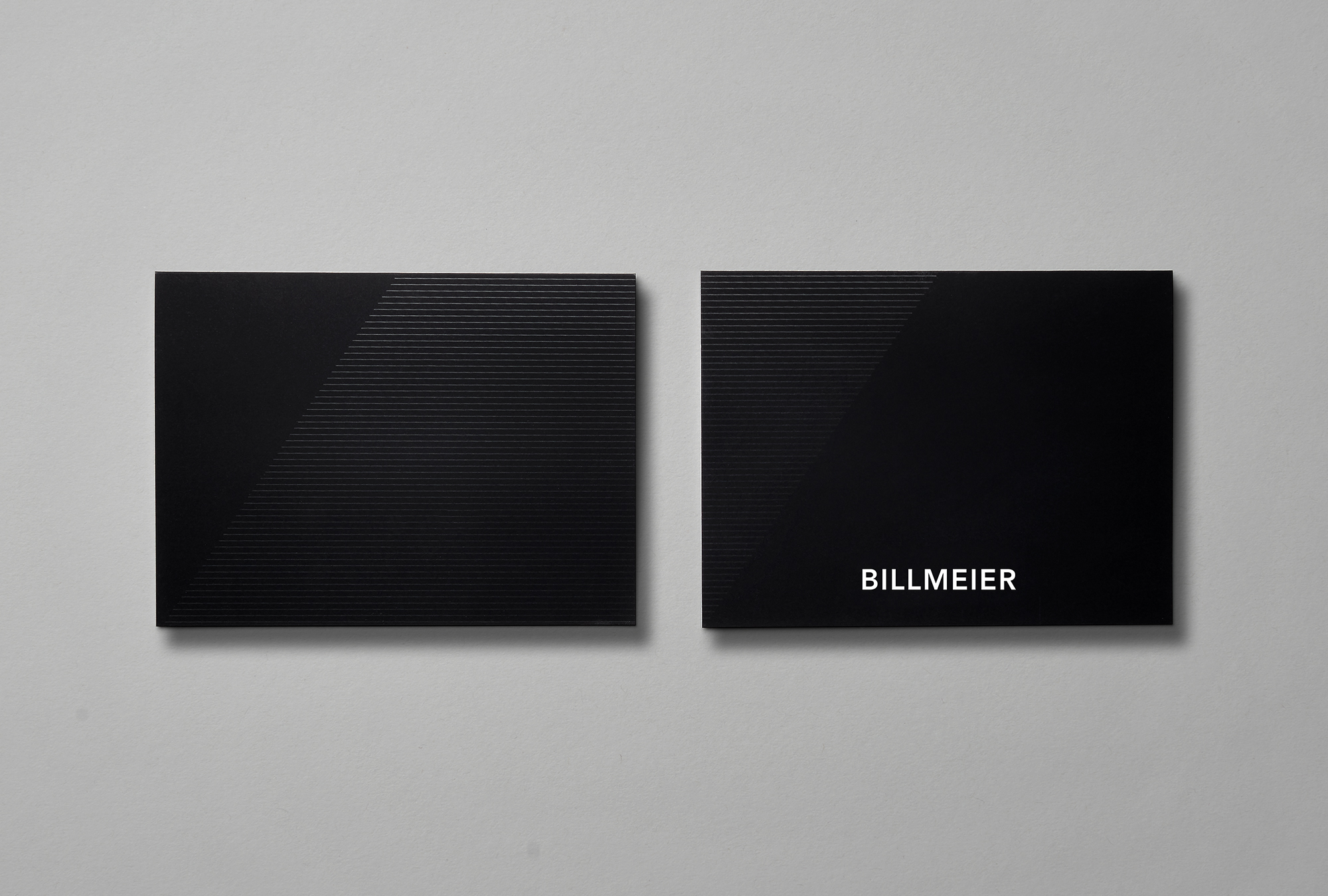 Billmeier Thank You Card