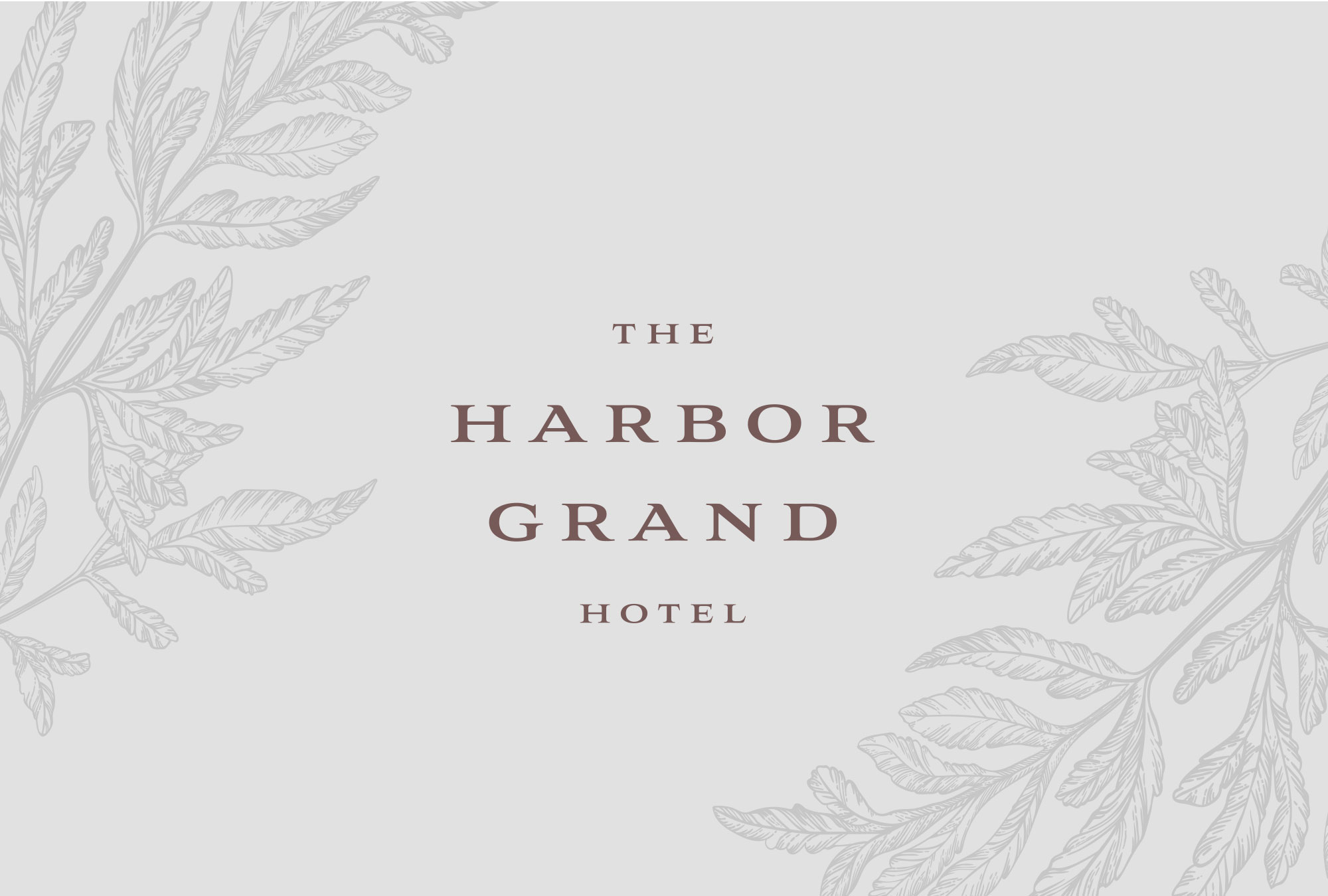 Harbor Grand Logo