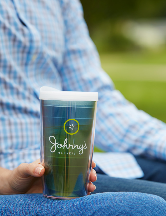 Johnny's Tervis Insulated Cup