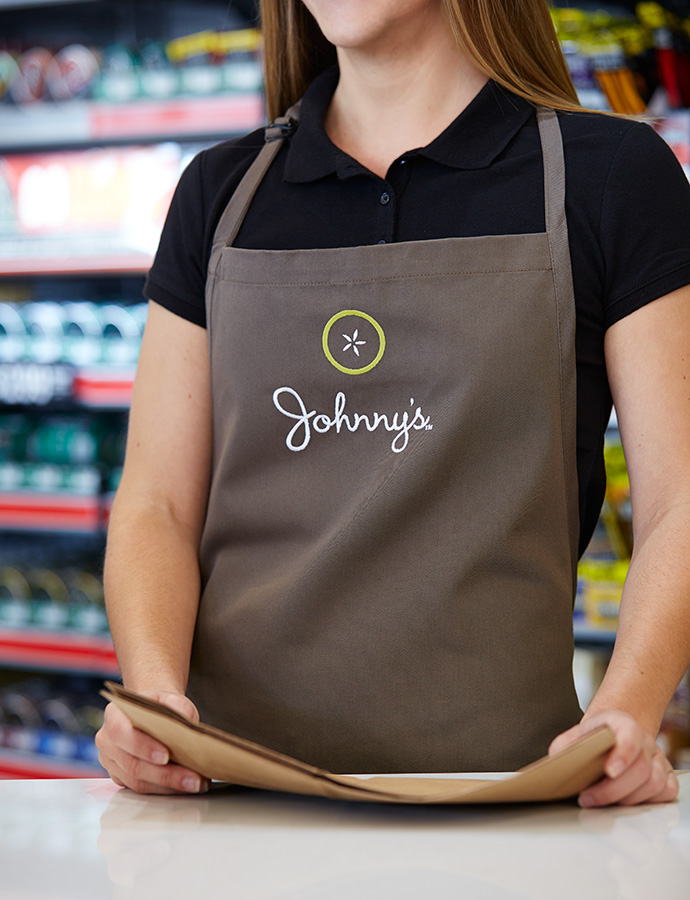 Johnny's Apron