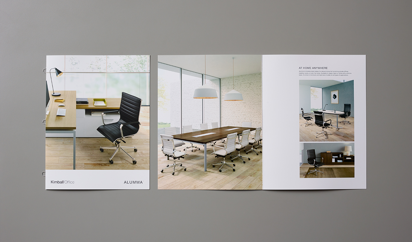 Kimball Office Alumma Brochure