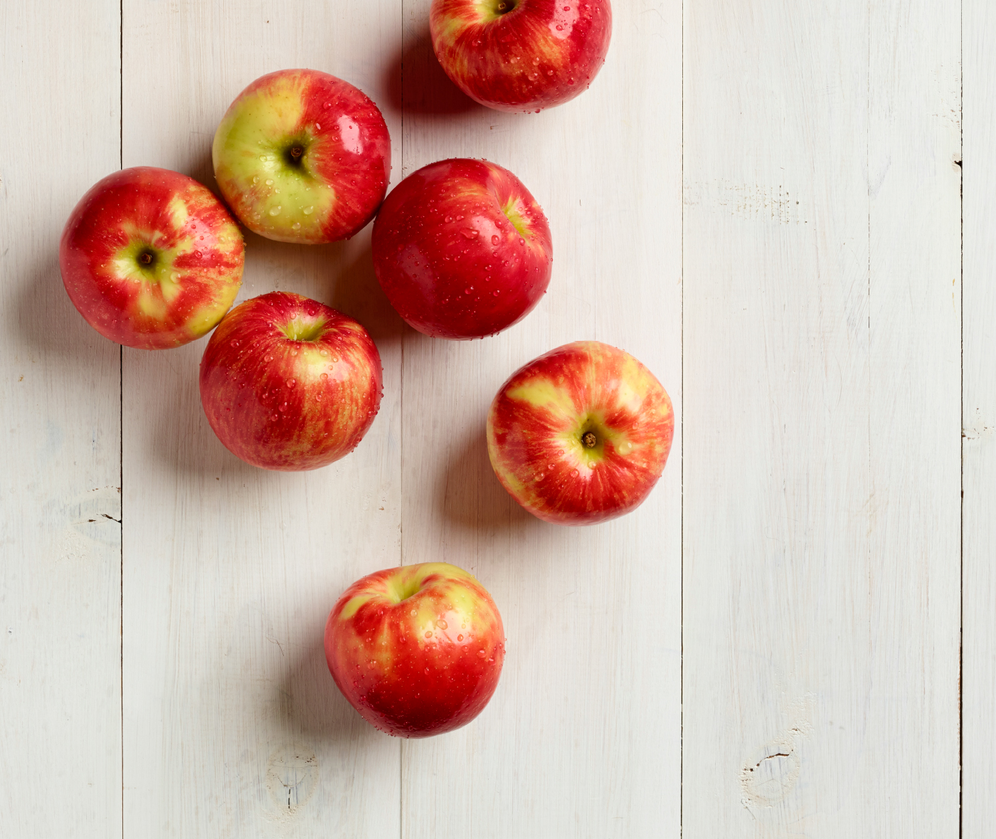 Mighty Fresh Farms Honeycrisp Apples