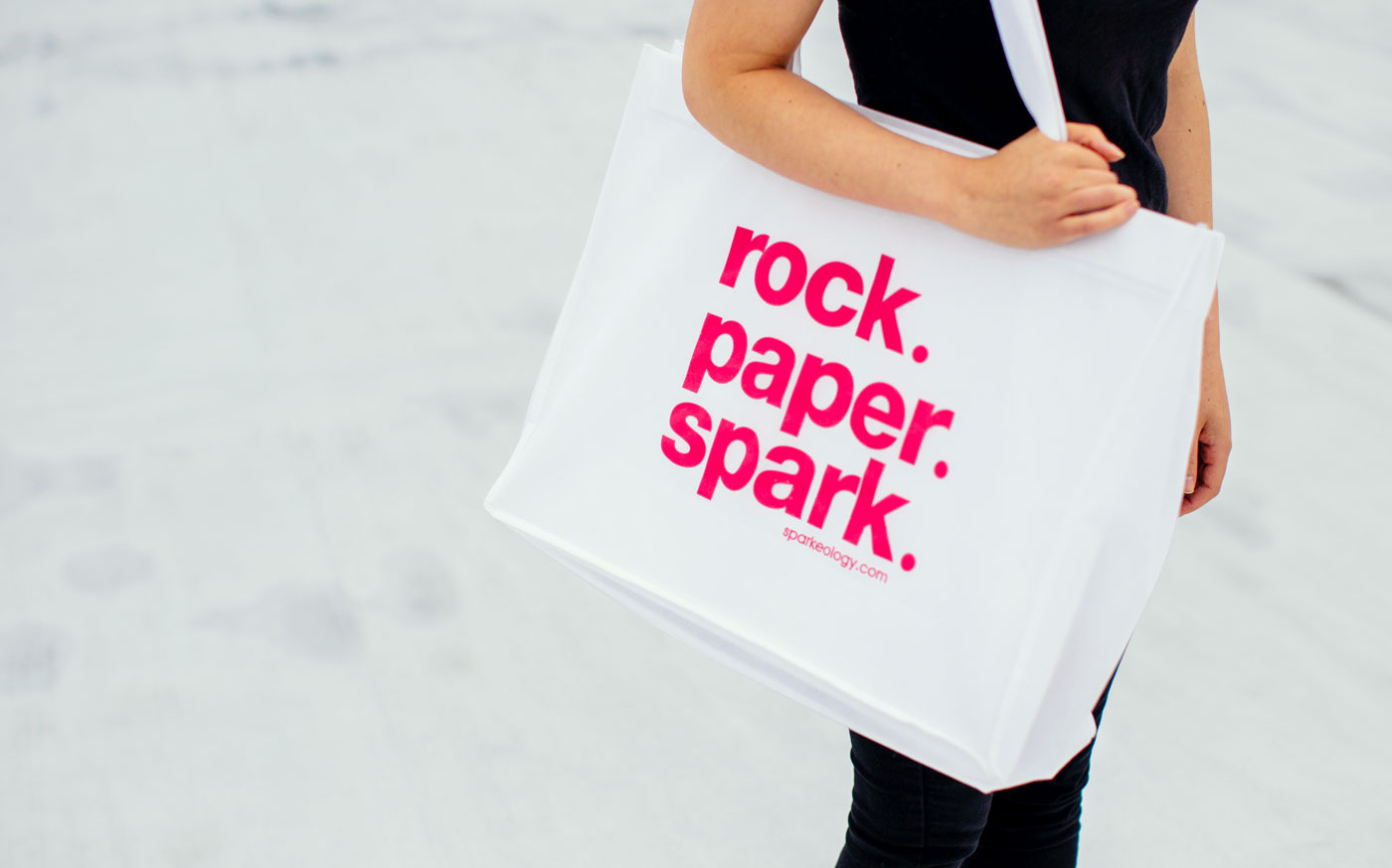 Sparkeology Tote