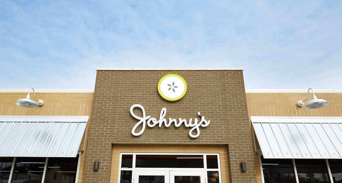 Johnny's Markets Store Sign
