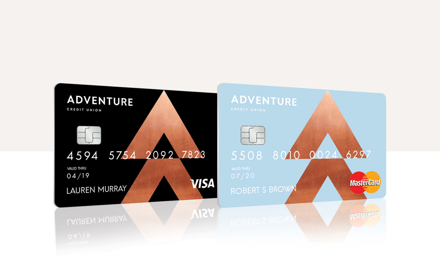 Adventure Credit Union credit cards