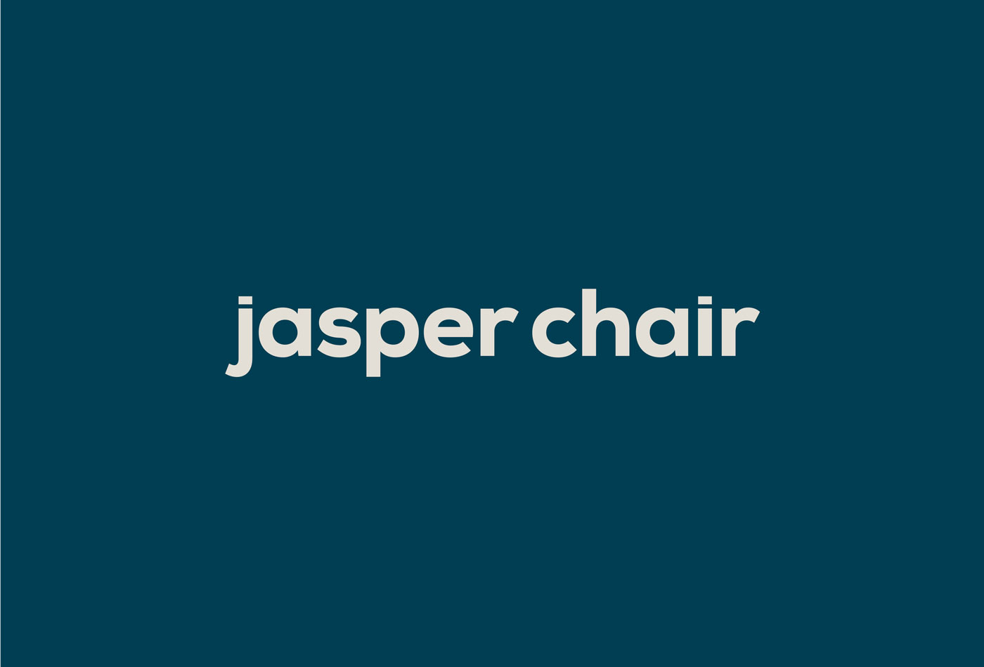 Jasper Chair Logo