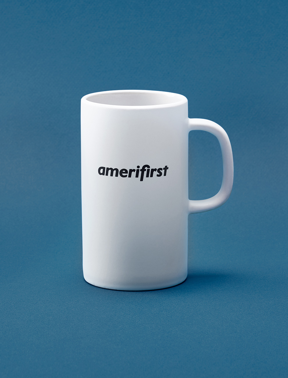 Amerifirst coffee cup.